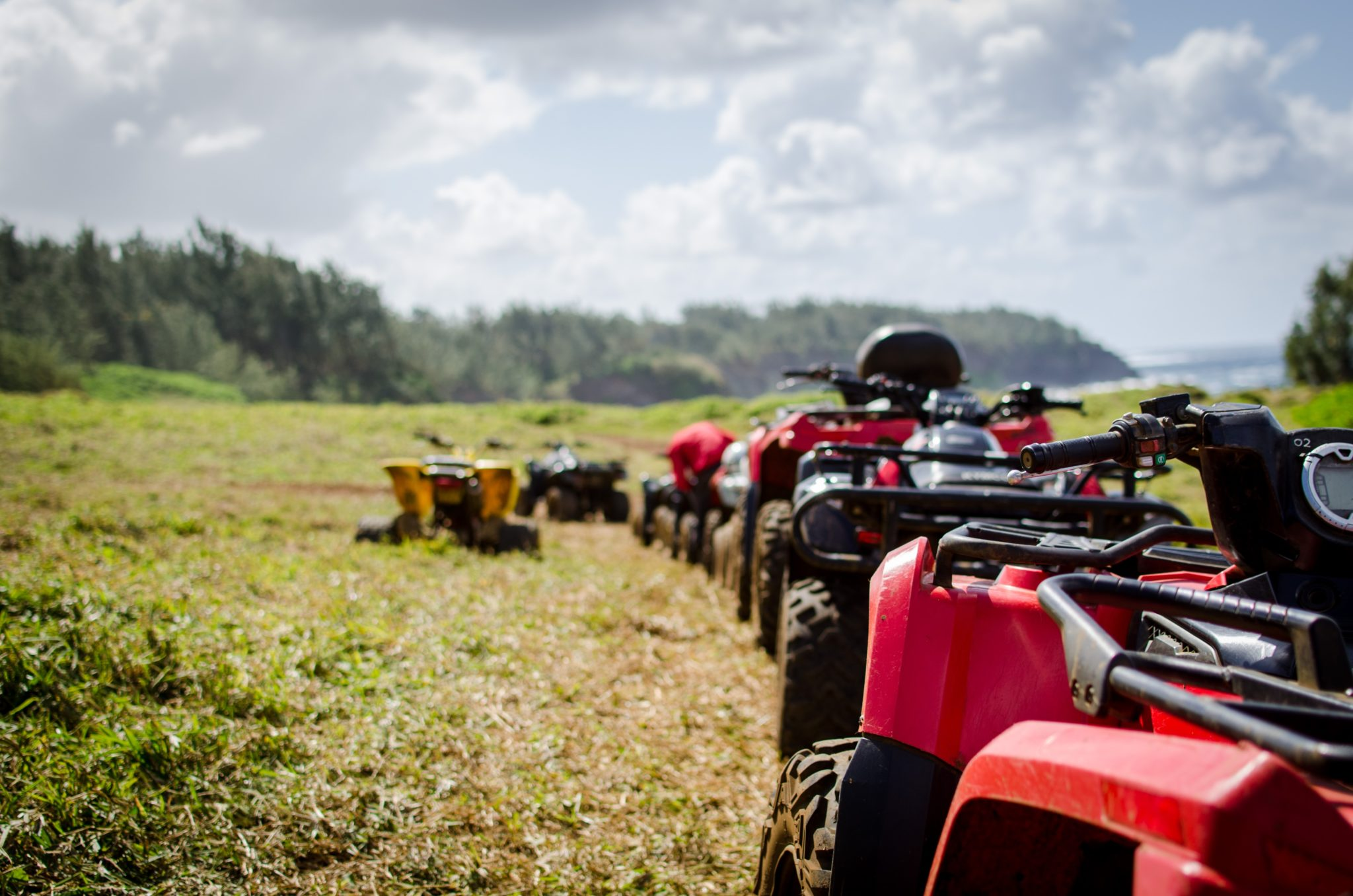 Quad bikes, ag bikes and horses – an employer's nightmare?