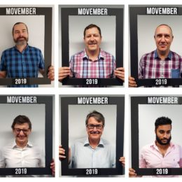 Thynne + Macartney's Mo Report: An Update on Movember