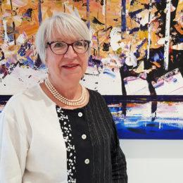 Margaret McNamara's new role with Thynne + Macartney