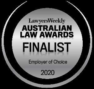 ALA Finalist Employer Of Choice 2020