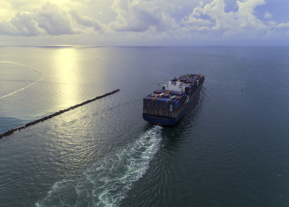 AMSA launches new campaign targeting container ships