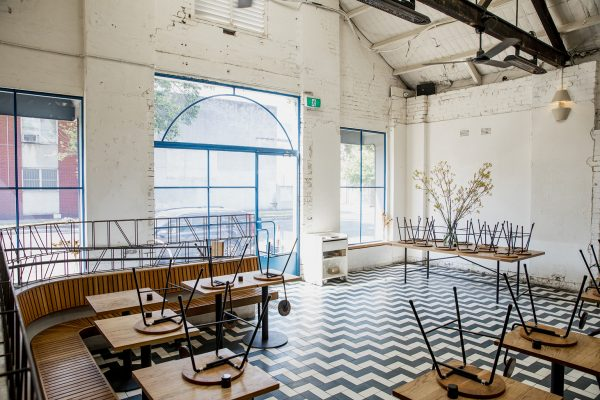 Empty-cafe-with-chairs-up